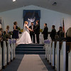 Andy & Heather Wedding - Church : Pictures at the Church